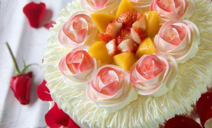 乐美滋蛋糕