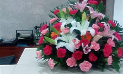 现代鲜花(江汉路2店)
