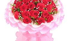 木屋花房玫瑰19支