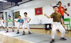 丹斯击剑俱乐部儿童体验课