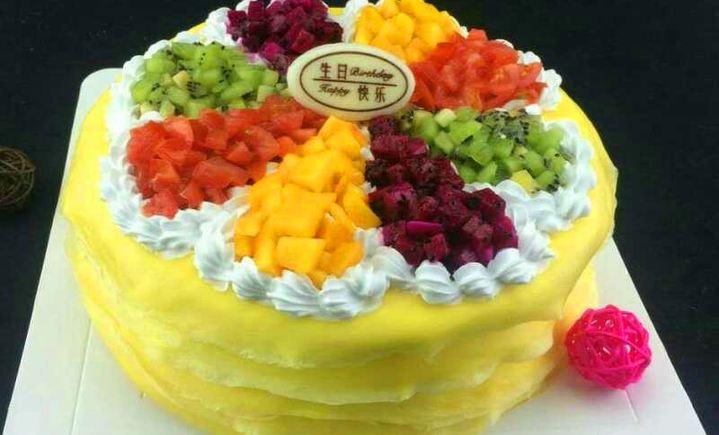 咔客甜庄蛋糕