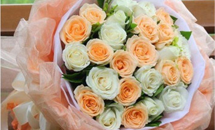 粉红玫瑰(沙河店)
