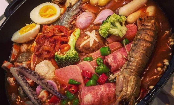 黑曼巴自助烤肉
