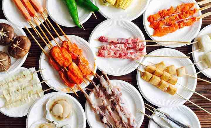 肉啃肉生鲜户外烧烤半成品
