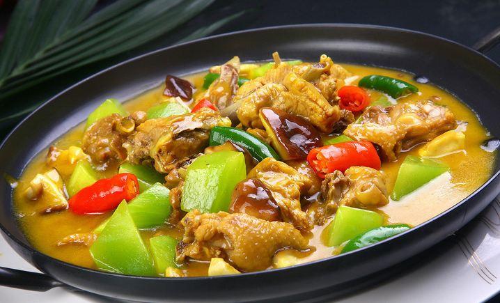 黄焖鸡(泉秀店)