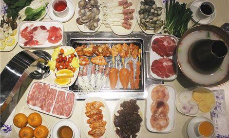 韩香林韩式自助烧烤 - 大图