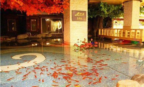 香洲花园酒店美丽湾SPA
