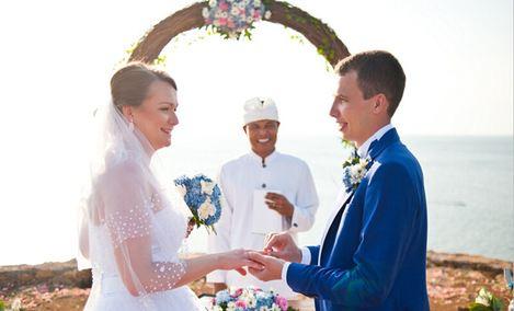 异度浪漫海外婚礼
