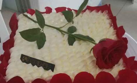 芙里烘焙生日蛋糕