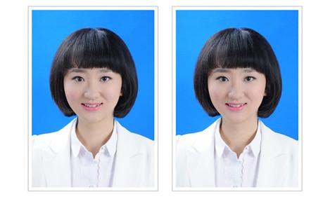 我的中国梦证照摄影