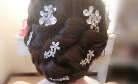 淡雅新娘跟妆工作室