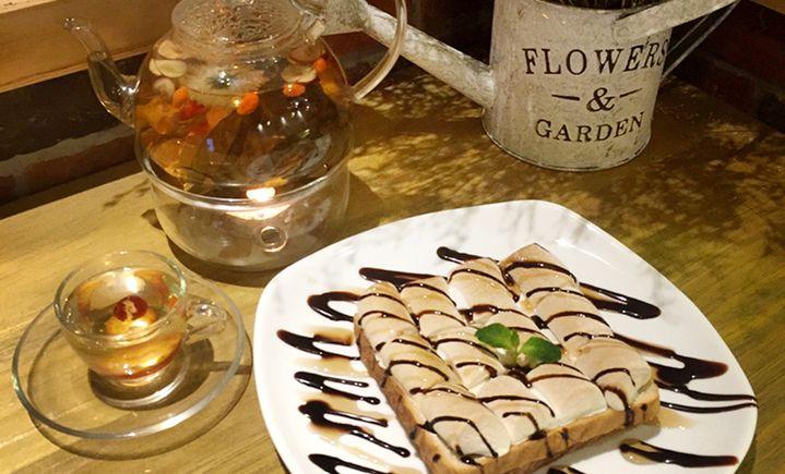 提特丽韩国甜品咖啡厅