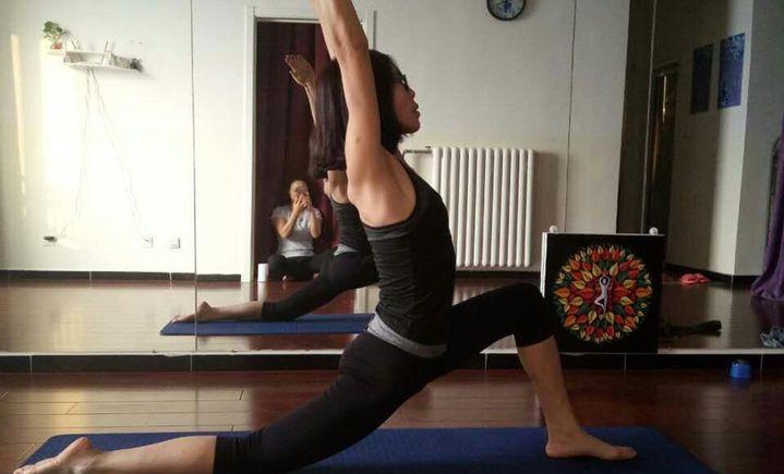 悦心小馆瑜伽