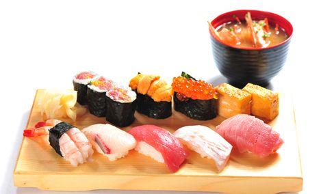 本格寿司(安家楼店)