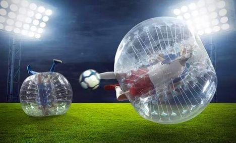 森林海泡泡足球