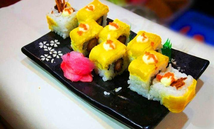 争品鲜寿司