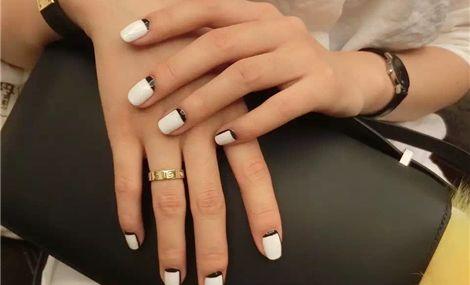 指尖花美甲 - 大图