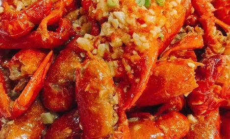 虾皇油焖大虾(小河店)