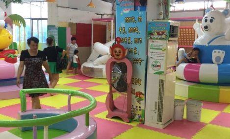 润农大卖场儿童乐园少儿游乐托管中心