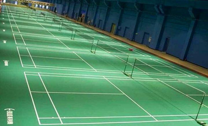 英弢羽毛球俱乐部