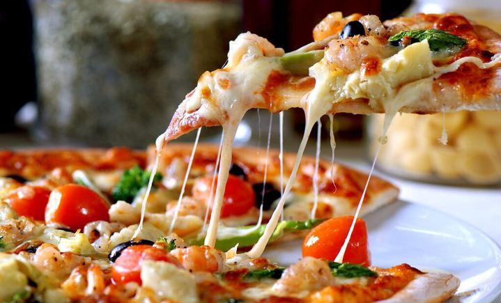 英伦小镇pizza(格兰山水店)