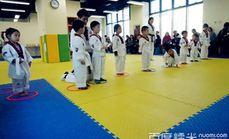 尚恩国际儿童跆拳道课4节课