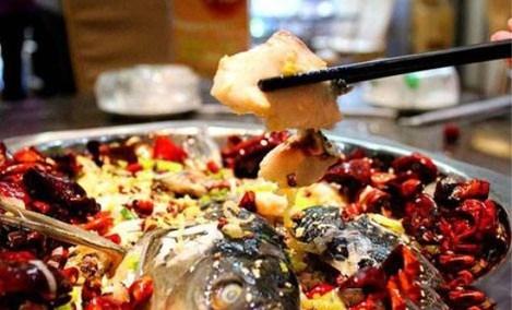 李记炝锅鱼