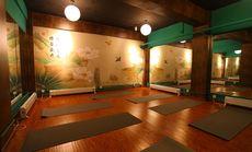 洁瑜伽3节瑜伽课程体验