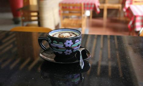 猫柠·咖啡