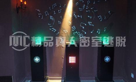 MC精品真人密室逃脱(人民广场店)