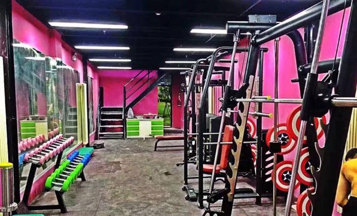 DNA健身工作室