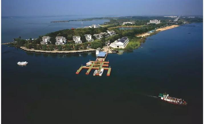 梁子湖龙湾度假村 - 大图