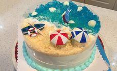 12英寸创意蛋糕