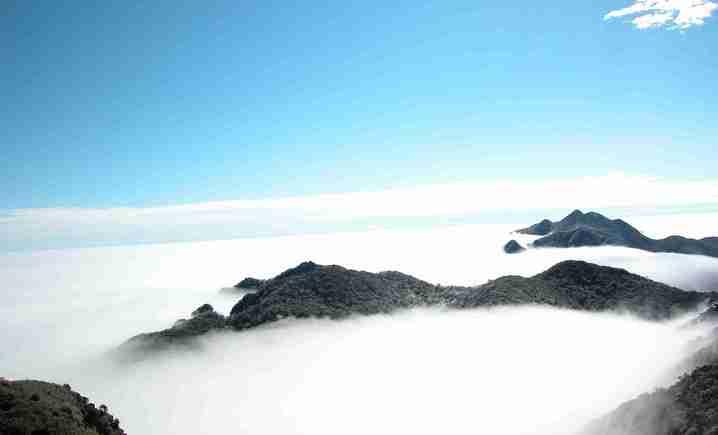 天马清远广东第1峰观光成人