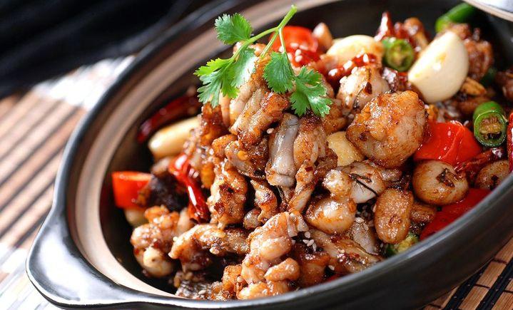 肉蟹煲(当涂店)