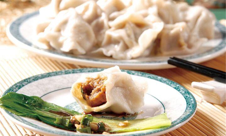 东北饺子家常菜