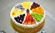 小时光水果蛋糕8英寸88