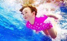 妙妙亲子游泳体验