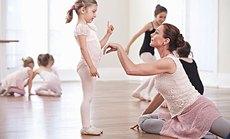 美若舞蹈中心亲子芭蕾体验课