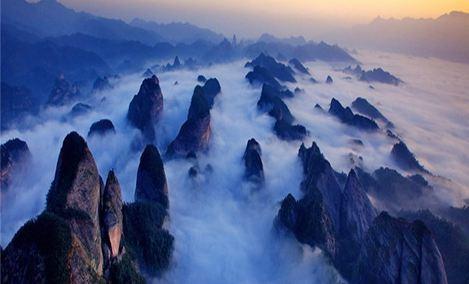 天马桂林天门山风景区