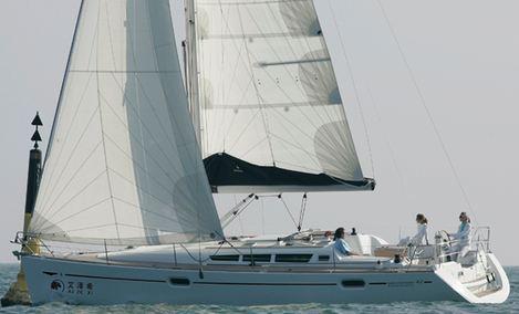 海之风帆船游艇