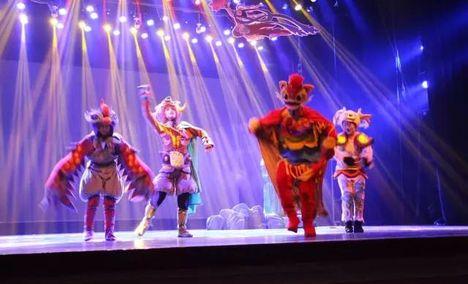 狮子王儿童剧院