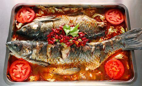 川香碳锅鱼