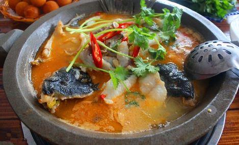 海厅石锅鱼