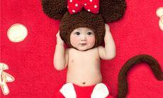 贝儿美摄影特价婴儿摄影