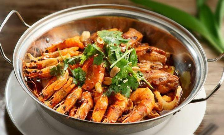 虾巢香辣虾(蓼北路店)