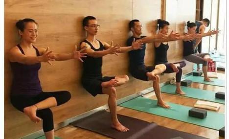 无界瑜伽养生馆