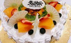 瑞可叔叔生日蛋糕