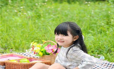 糖果儿童摄影