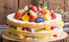 幸福西饼生日蛋糕(观山湖店)